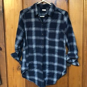 Hollister women's flannel, size Medium